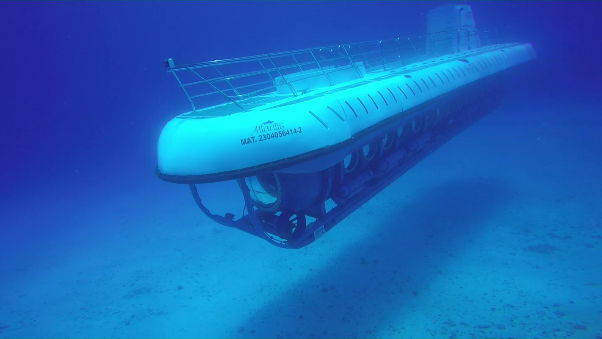 atlantis submarines global site
